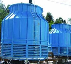 内蒙古水处理冷却塔