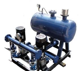 内蒙古水处理无负压供水设备