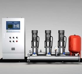 内蒙古污水处理设备恒压供水设备
