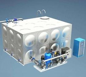 内蒙古水处理箱式无负压供水设备