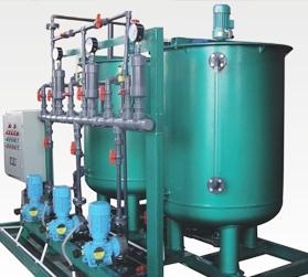 内蒙古水处理成套加药设备