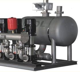 二次加压供水设备